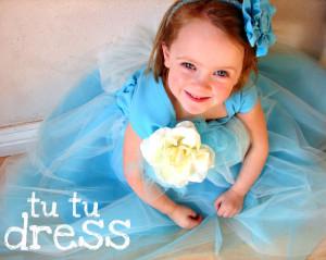 Dreamlike dress for your baby girl