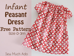 f8a41a8f3 100+  FREE  Dress Sewing Patterns for kids - Best list of tutorials ...