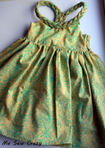 pretty dress to sew