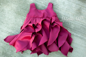 party dress sewing