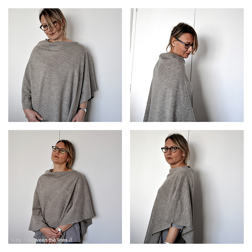 20 Easy Poncho sewing patterns - Sew Guide