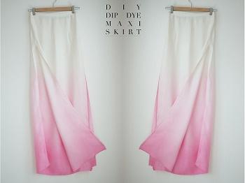 maxy skirt diy