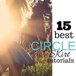 circle skirt patterns free