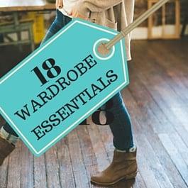 capsule wardrobe essentials
