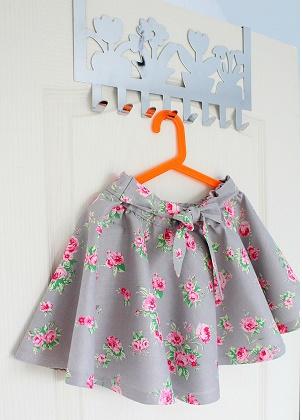 circle skirt sewing tutorial