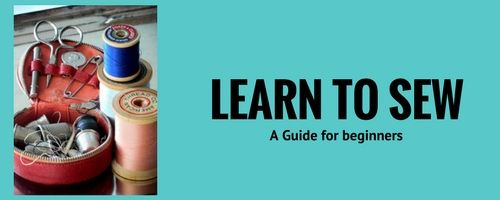 learn to sew for beginners