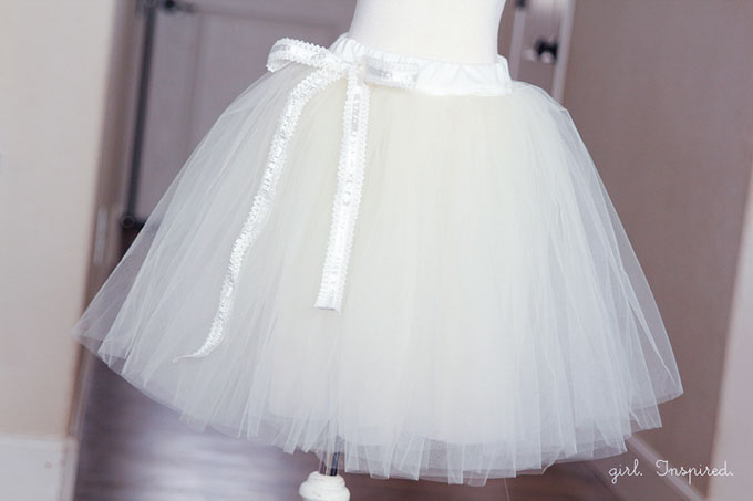 how to sew an easy ballet dress