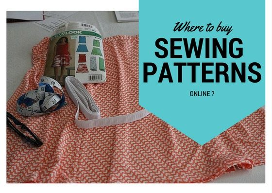 buy sewing patterns