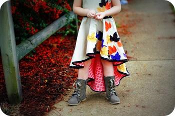 16 {Free } Circle skirt patterns and tutorials