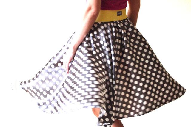 circlular skirts