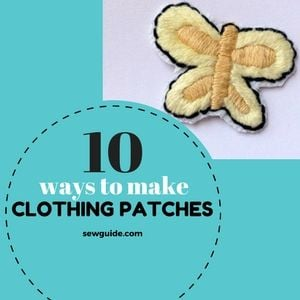 diy clothing fabric patches