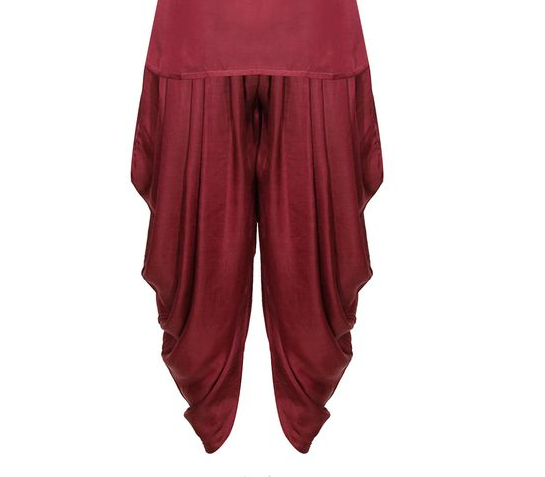 dhothi pants pattern