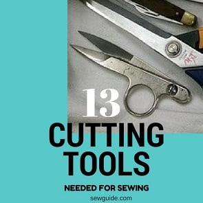 fabric cutting tools for sewing