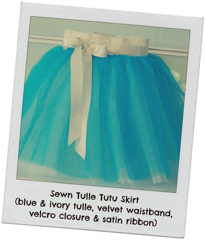Tutu Tutorial Ballet Skirt
