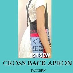 japanese style apron