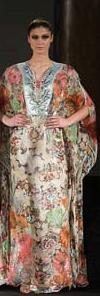 kaftan dress diy pattern