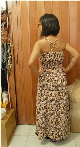 simple maxi dress pattern