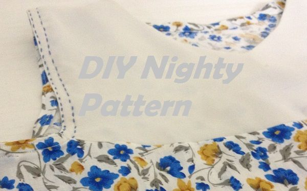 night dress pattern