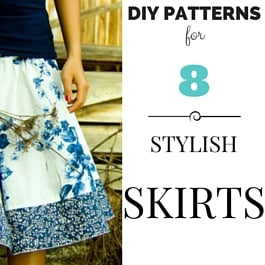 stylish skirt patterns