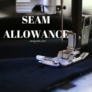 20 different types of SEAMS & How to sew them