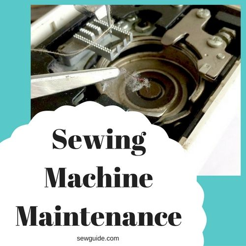 18 Common Sewing Machine {PROBLEMS} Answered