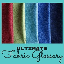 choose fabric for clothes to sew