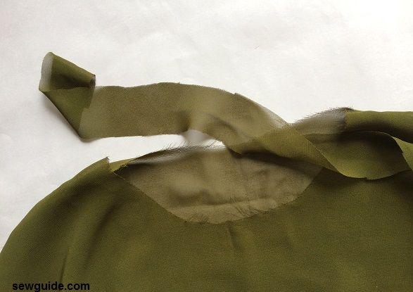 Dolman sleeve tunic top-{FREE} Pattern