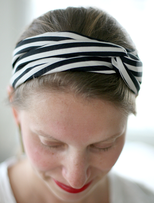 turban twisted headband