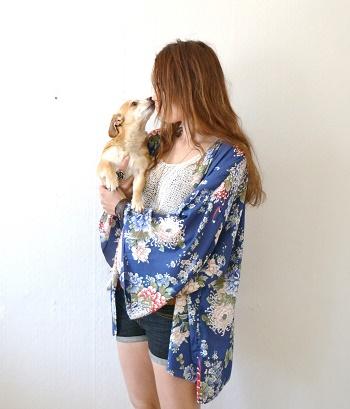 kimono jacket patterns