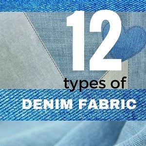 denim types