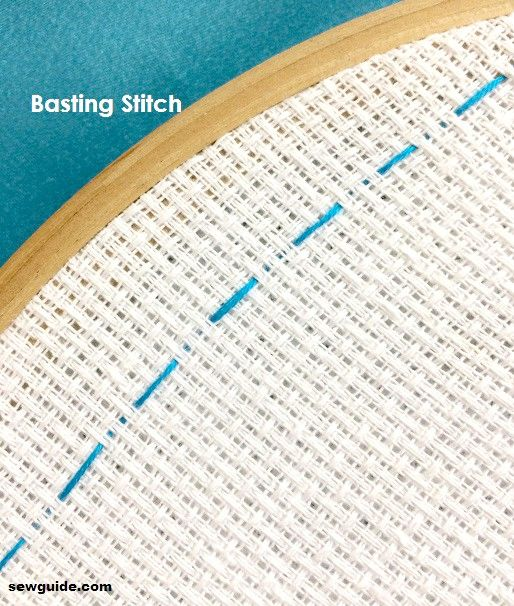 easy to sew stitches