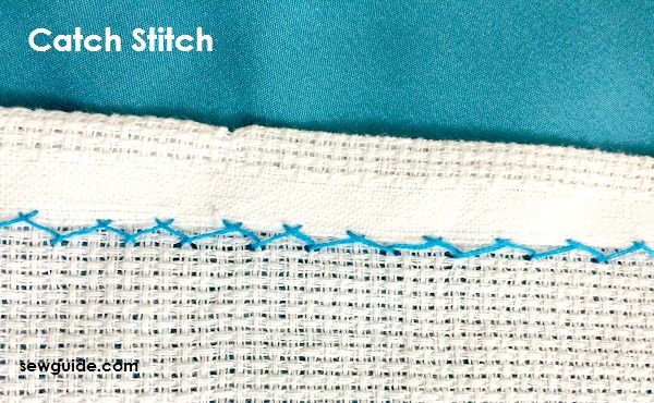 easy hand sewing stitch