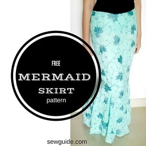 ermaid skirt pattern