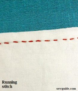 easy to sew hand stitches