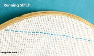 easy hand sewing stitches