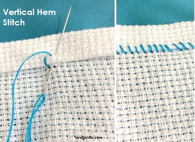 10 {EASY} Hand Stitches you should learn for perfect sewing.