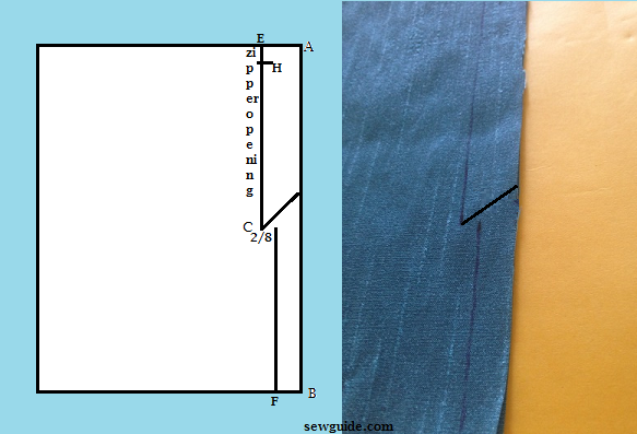 ways sew exposed zippers sew guide