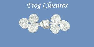 frog closures
