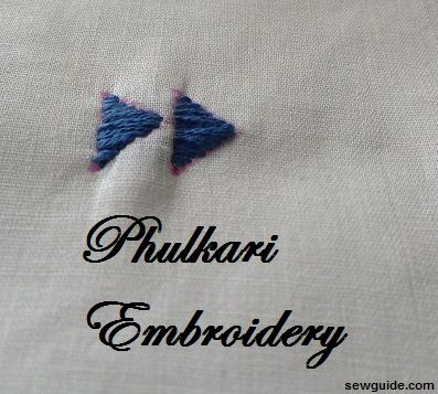 phulkari work