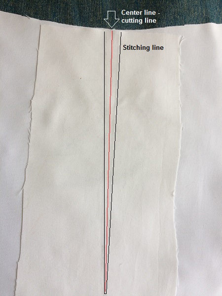 how to sew plackets
