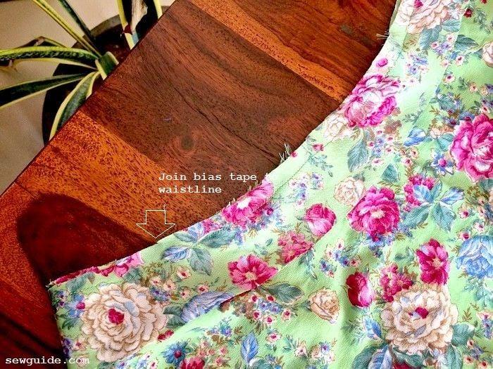 sew an easy skirt