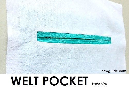 welt pocket