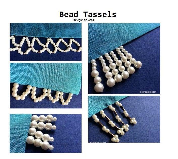 bead tassels