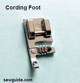 sewing pressure foot