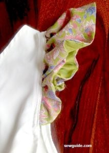 flutter sleeve