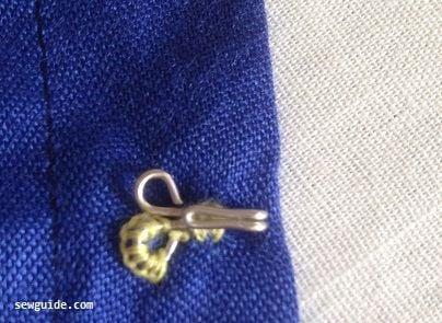 hook and eye closures