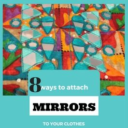 mirror work stitches