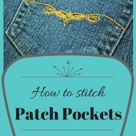 patch pockets