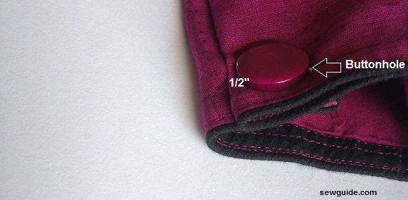 sleeve placket
