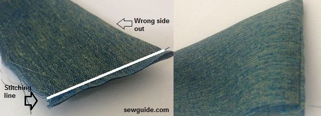 sew a wrap skirt instructions